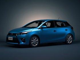 Ver foto 2 de Toyota Yaris China 2014