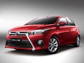 Fotos de Toyota Yaris China 2014