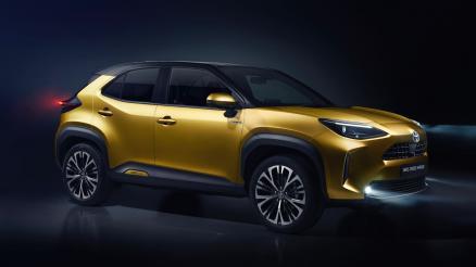 Toyota Yaris Cross 120h Business Plus