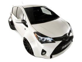 Ver foto 3 de Toyota Yaris Dub Edition Concept 2014
