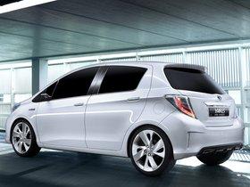 Ver foto 8 de Toyota Yaris HSD Concept 2011