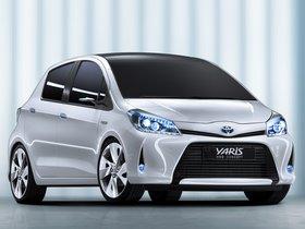 Ver foto 6 de Toyota Yaris HSD Concept 2011