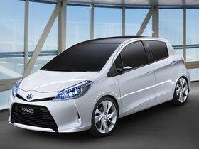 Ver foto 5 de Toyota Yaris HSD Concept 2011