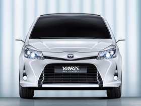 Ver foto 4 de Toyota Yaris HSD Concept 2011