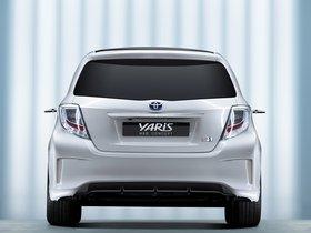 Ver foto 3 de Toyota Yaris HSD Concept 2011