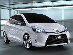 Ver foto 1 de Toyota Yaris HSD Concept 2011