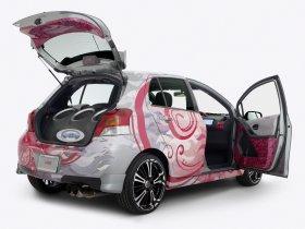 Ver foto 2 de Toyota Yaris Hard Kandy 2009