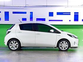 Ver foto 13 de Toyota Yaris Hybrid 2012