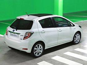Ver foto 12 de Toyota Yaris Hybrid 2012