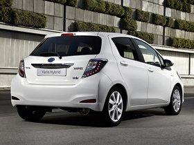 Ver foto 10 de Toyota Yaris Hybrid 2012