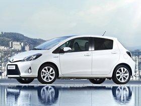 Ver foto 9 de Toyota Yaris Hybrid 2012