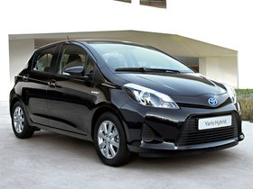 Ver foto 8 de Toyota Yaris Hybrid 2012