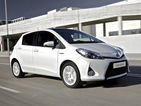 Ver foto 7 de Toyota Yaris Hybrid 2012
