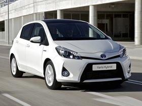 Ver foto 6 de Toyota Yaris Hybrid 2012
