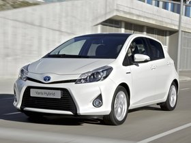 Ver foto 5 de Toyota Yaris Hybrid 2012