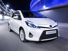 Ver foto 4 de Toyota Yaris Hybrid 2012