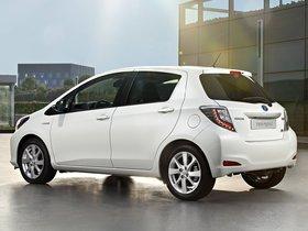 Ver foto 21 de Toyota Yaris Hybrid 2012