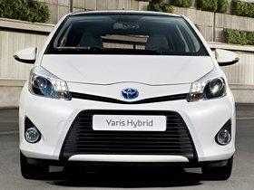 Ver foto 2 de Toyota Yaris Hybrid 2012
