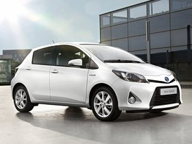 Ver foto 1 de Toyota Yaris Hybrid 2012