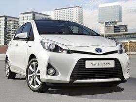 Ver foto 20 de Toyota Yaris Hybrid 2012