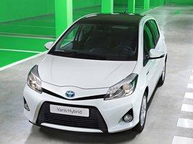 Ver foto 14 de Toyota Yaris Hybrid 2012