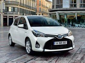 Ver foto 9 de Toyota Yaris Hybrid 2014