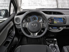 Ver foto 7 de Toyota Yaris Hybrid 2014