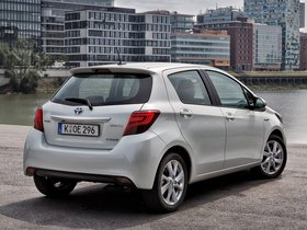 Ver foto 4 de Toyota Yaris Hybrid 2014