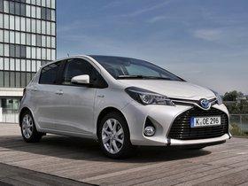 Ver foto 3 de Toyota Yaris Hybrid 2014