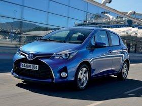 Ver foto 14 de Toyota Yaris Hybrid 2014