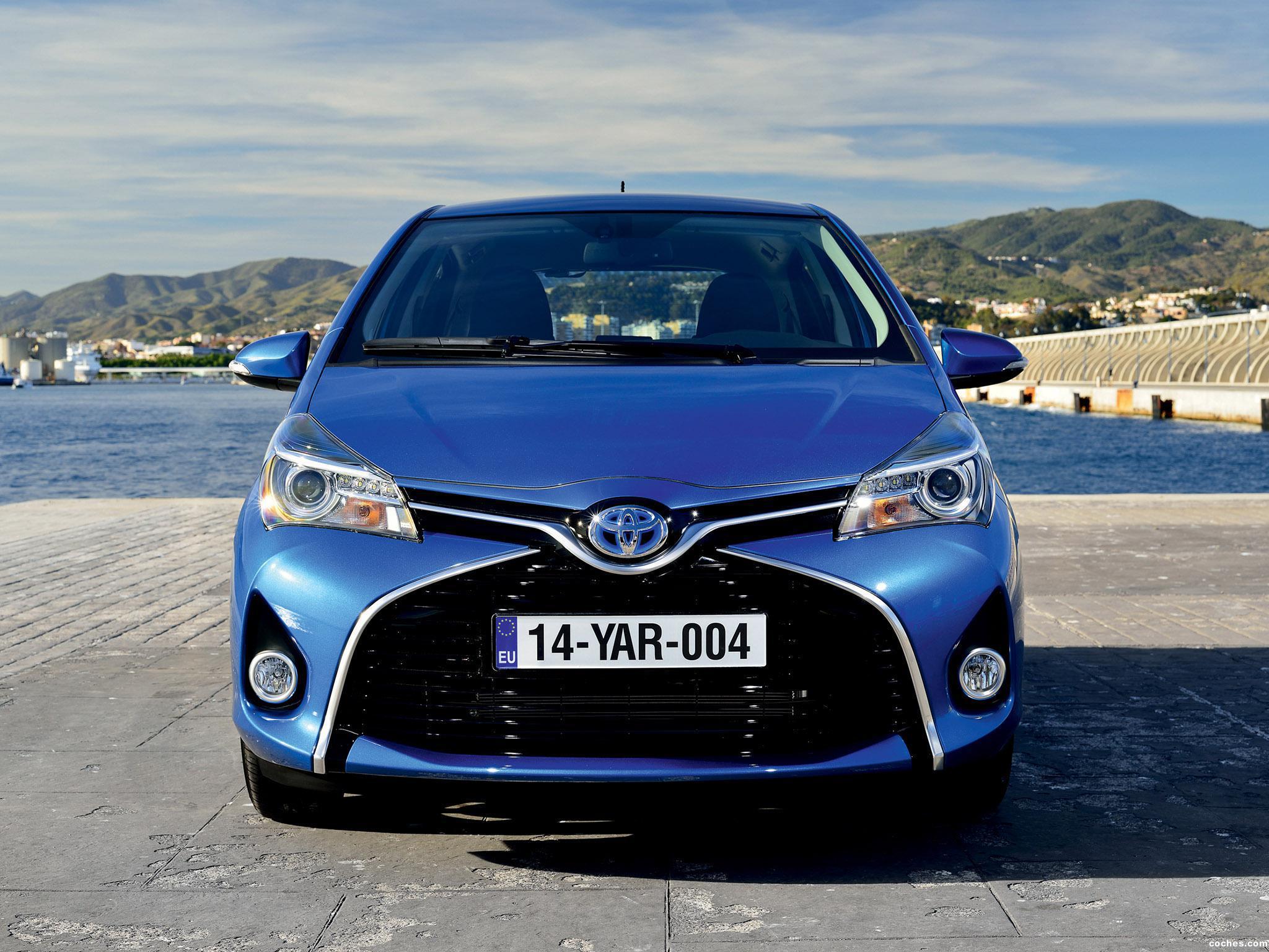 Foto 18 de Toyota Yaris Hybrid 2014