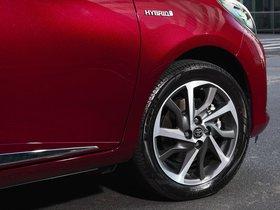 Ver foto 14 de Toyota Yaris Hybrid 2017