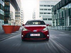 Ver foto 4 de Toyota Yaris Hybrid 2017