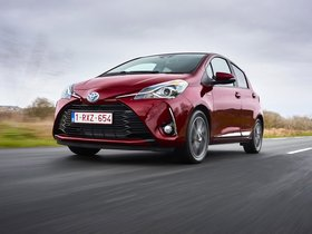 Ver foto 3 de Toyota Yaris Hybrid 2017