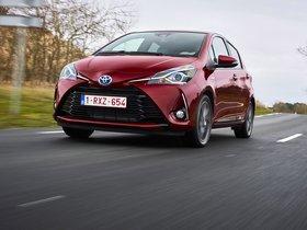 Ver foto 12 de Toyota Yaris Hybrid 2017