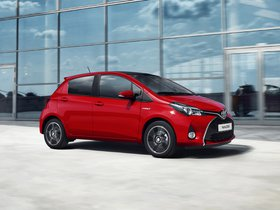 Ver foto 4 de Toyota Yaris Hybrid Style  2015