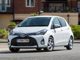 Fotos de Toyota Yaris Hybrid UK 2015