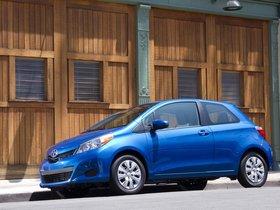 Ver foto 7 de Toyota Yaris 3 puertas LE USA 2011