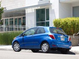 Ver foto 5 de Toyota Yaris 3 puertas LE USA 2011