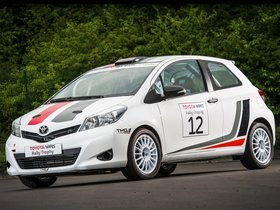 Ver foto 5 de Toyota Yaris R1A TMG Rally Car 2012