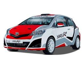 Ver foto 2 de Toyota Yaris R1A TMG Rally Car 2012