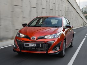 Ver foto 9 de Toyota Yaris S 2018
