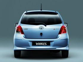 Ver foto 5 de Toyota Yaris S Limited Thailand 2009