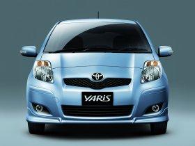 Ver foto 4 de Toyota Yaris S Limited Thailand 2009