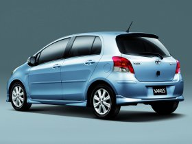 Ver foto 3 de Toyota Yaris S Limited Thailand 2009