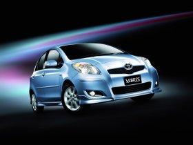 Ver foto 2 de Toyota Yaris S Limited Thailand 2009