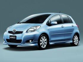 Ver foto 1 de Toyota Yaris S Limited Thailand 2009