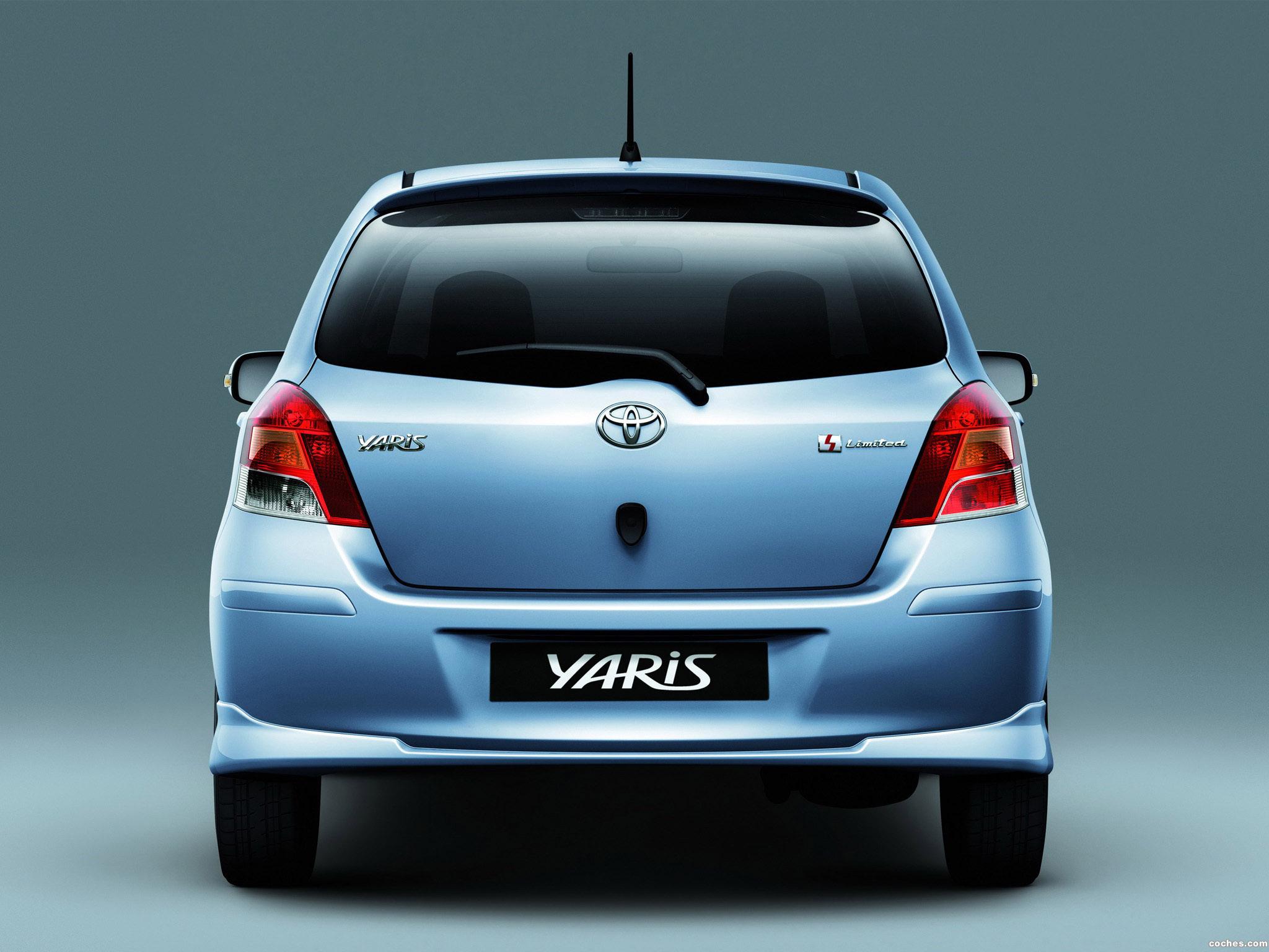Foto 4 de Toyota Yaris S Limited Thailand 2009