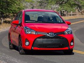 Ver foto 11 de Toyota Yaris SE 5 puertas USA 2014