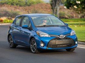 Ver foto 9 de Toyota Yaris SE 5 puertas USA 2014